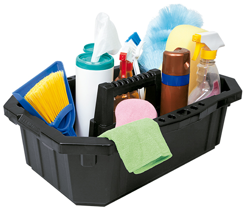 15320 chp 25r truper caja herramienta pl stica 25 for Cajas plasticas con ruedas