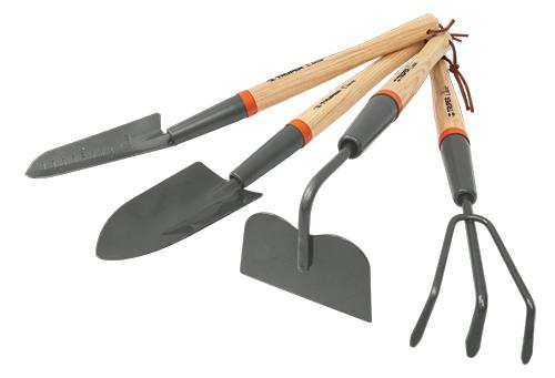 15040 jj 4l truper juego herramientas para jard n 4 for Herramientas para el jardin
