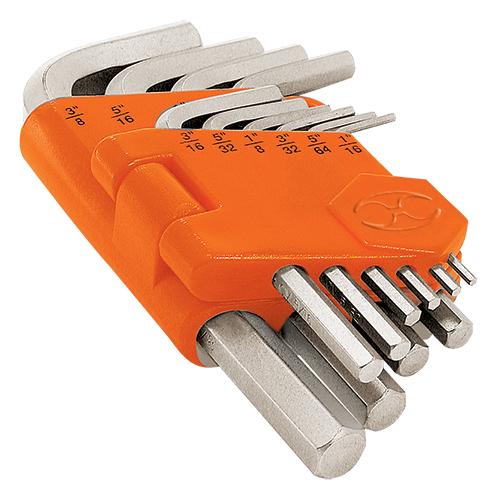15539 all 10p truper juego de 10 llaves allen standard - Juego llaves allen ...