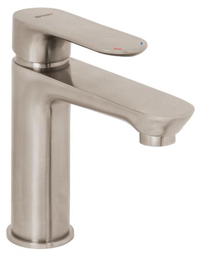 45179 rim 45n truper monomando corto para lavabo satin for Repuesto llave monomando