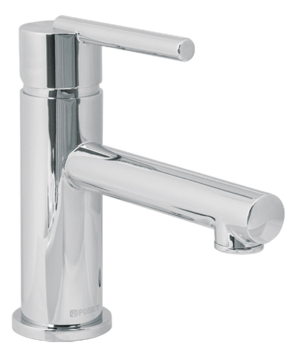 49940 elm 45n truper monomando corto para lavabo satin for Repuesto llave monomando