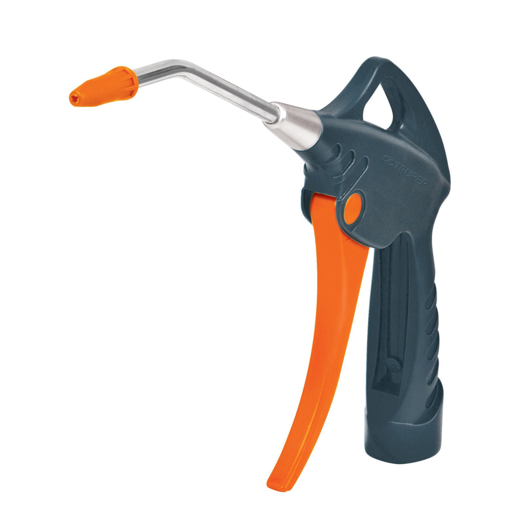 Truper - Pistola para sopletear, mango plástico, 6